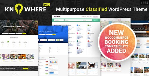 ThemeForest - Knowhere Pro v1.4.2 - WordPress Theme - 20402773