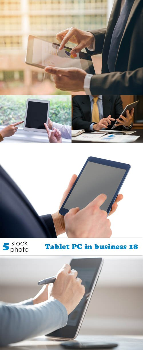 Photos - Tablet PC in business 18