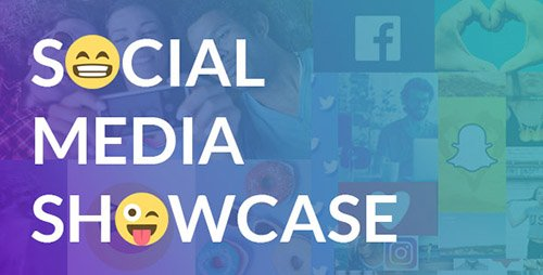 Social Media Showcase - Project for After Effects (Videohive)