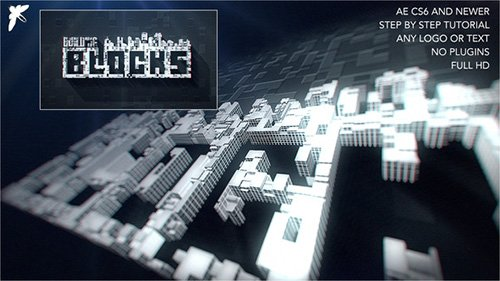 City Build Logo - Project for After Effects (Videohive)