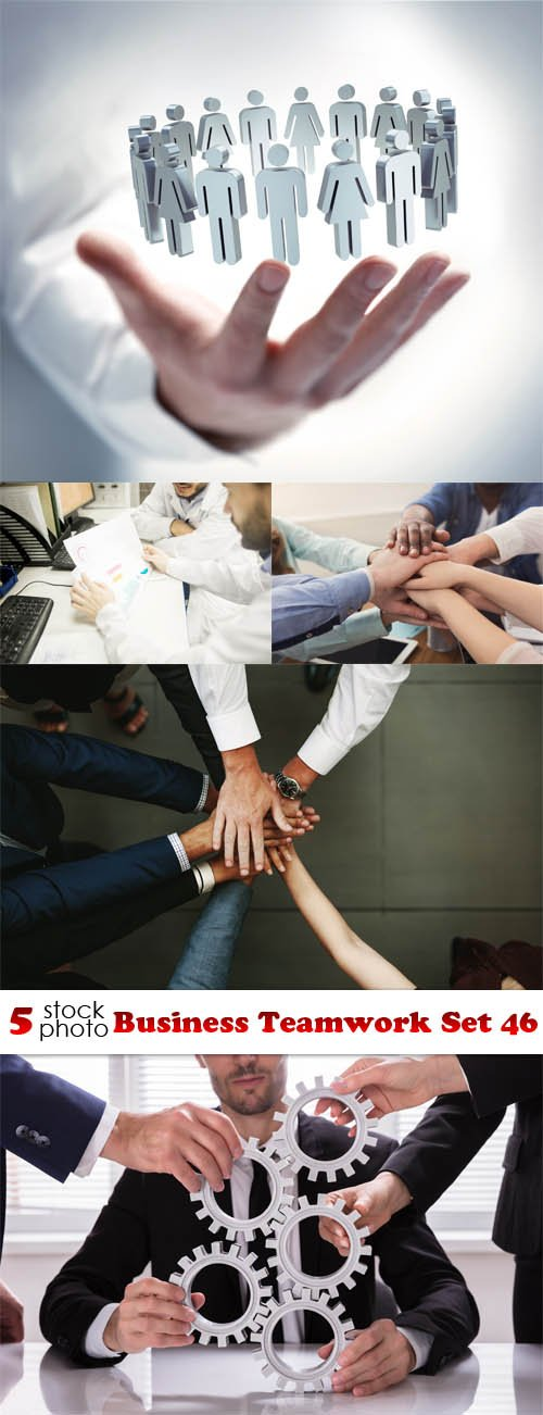 Photos - Business Teamwork Set 46