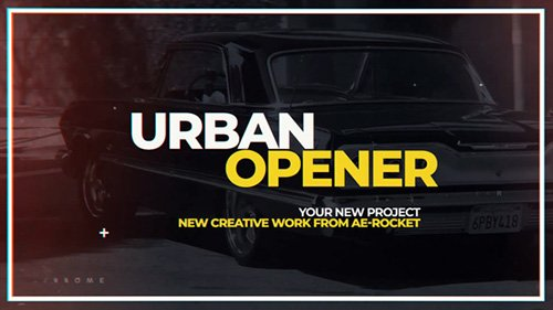 Modern Dynamic Opener 22099336 - Project for After Effects (Videohive)