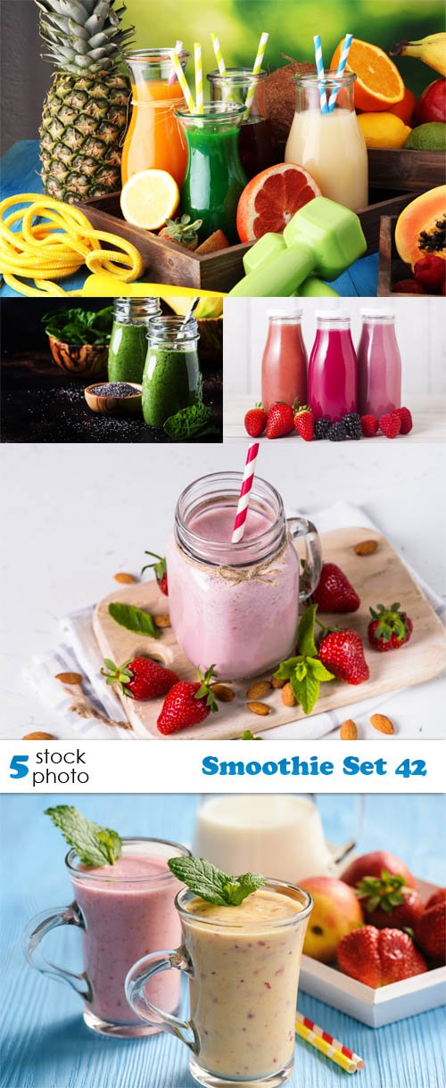 Photos - Smoothie Set 42