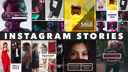 Instagram Stories 21837959 - Project for After Effects (Videohive)