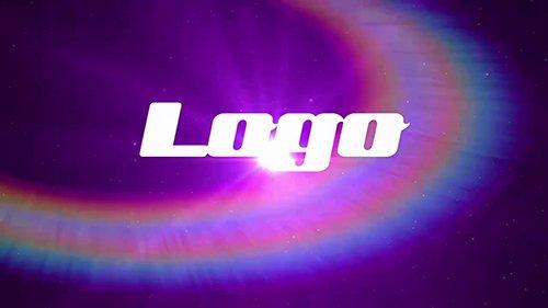 MA - Colorful Light Spiral Logo 92603