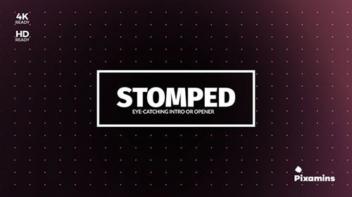 Stomped Opener - Project for After Effects (Videohive)