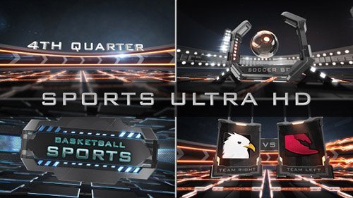 Sports Ultra - Broadcast Pack - Project for After Effects (Videohive)