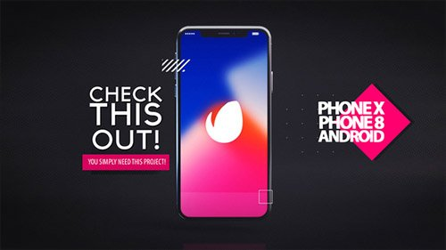 Dynamic Mobile App Promo - Project for After Effects (Videohive)