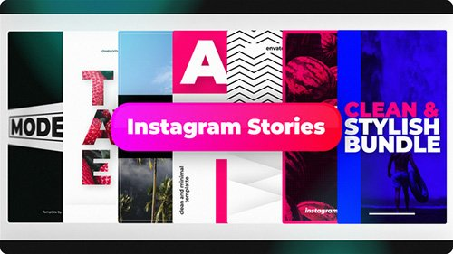 Instagram Stories 22118903 - Project for After Effects (Videohive)