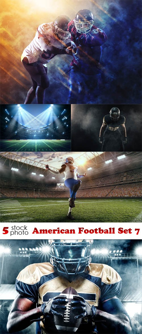 Photos - American Football Set 7