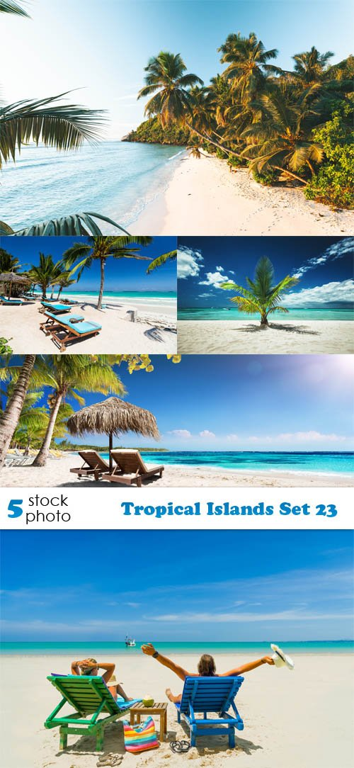 Photos - Tropical Islands Set 23