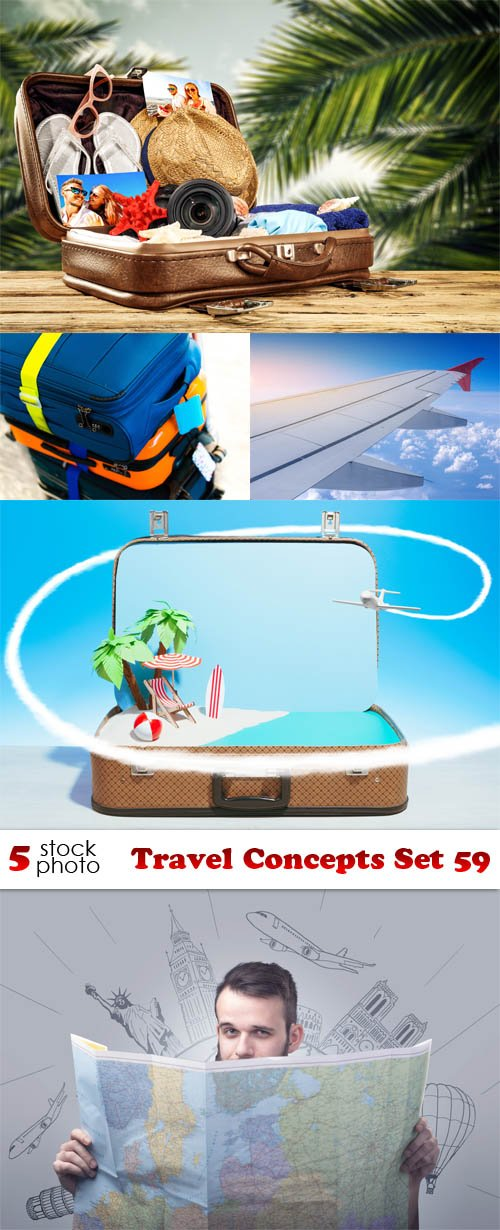 Photos - Travel Concepts Set 59
