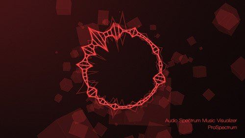 Audio Spectrum Music Visualizer 15582298 - Project for After Effects (Videohive)