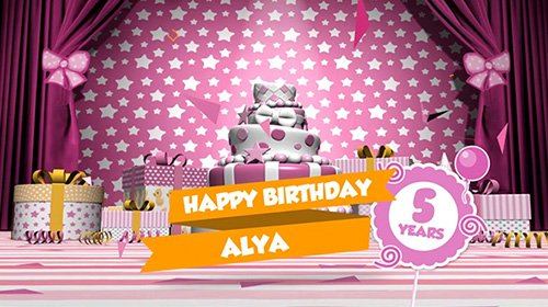 Birthday Slideshow 19318888 - Project for After Effects (Videohive)