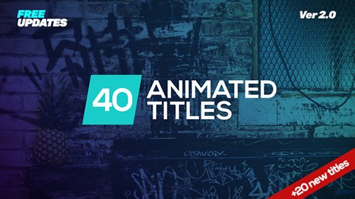 Minmal Dynamic Typography - Project for After Effects (Videohive)