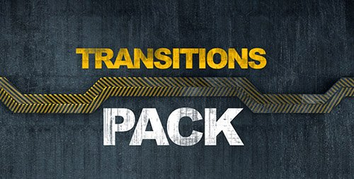 Metal Transitions Pack - Project for After Effects (Videohive)