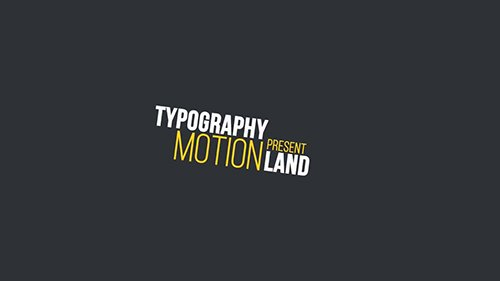 MA - Typography 98063
