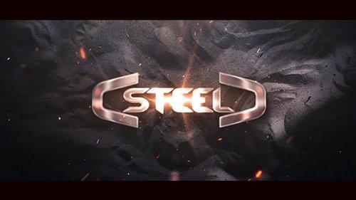 MA - Steel Logo Reveal 98173