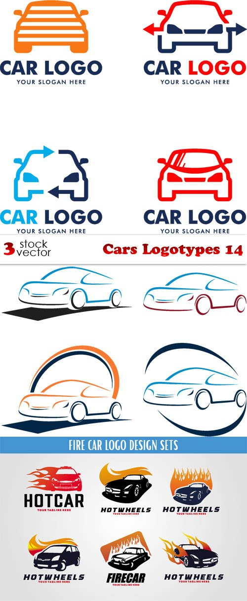 Vectors - Cars Logotypes 14