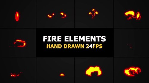 MA - Flash FX Flame Elements 97480