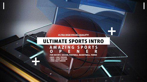 Ultimate Sports Intro - Project for After Effects (Videohive)