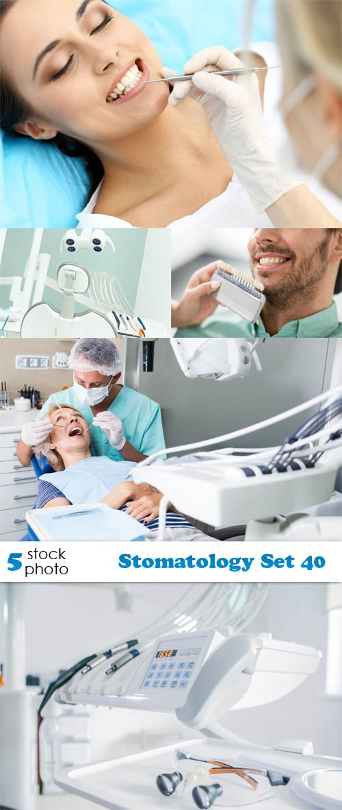 Photos - Stomatology Set 40