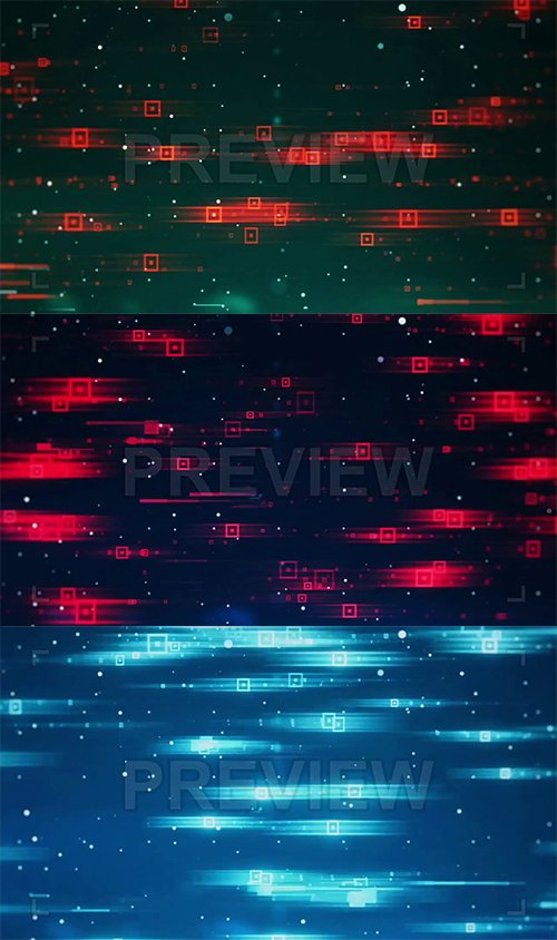 MA - Pack Looped Graphics Backgrounds 97020