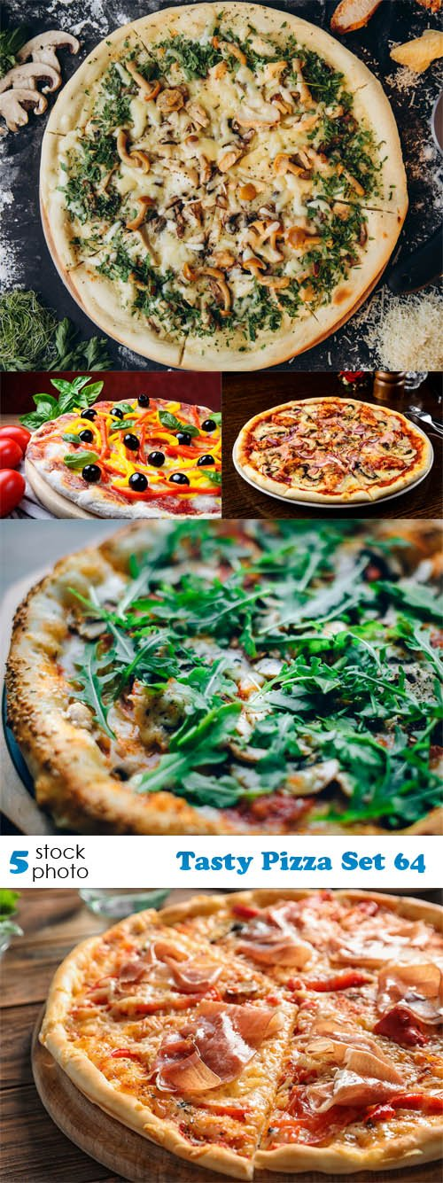 Photos - Tasty Pizza Set 64