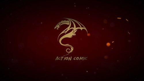 Action Comic V.1 - Project for After Effects (Videohive)
