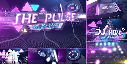 The Club Promo - Project for After Effects (Videohive)