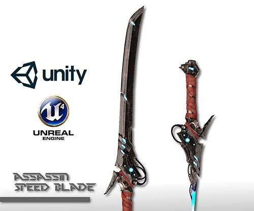 Assassin Speed Blade