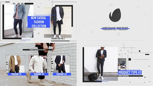 Modern fashion promo 20934845 - Project for After Effects (Videohive)