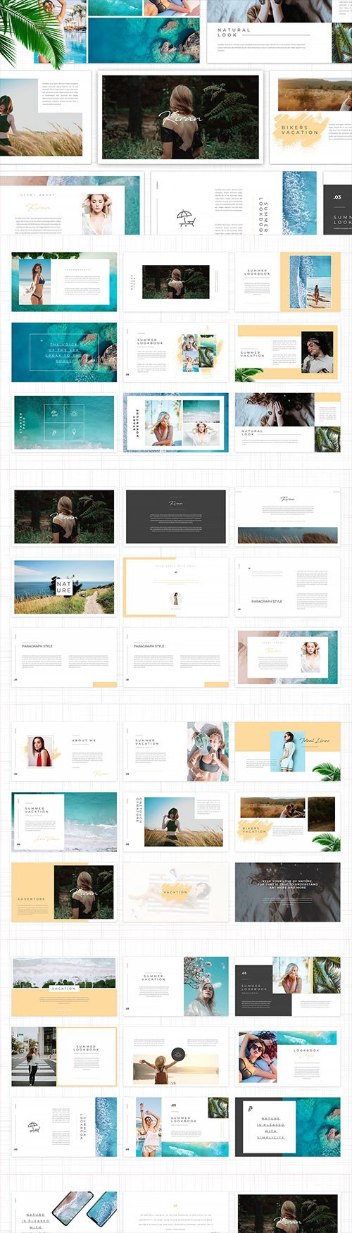 Kiran - Powerpoint Template