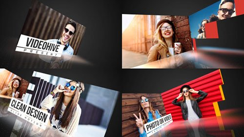 Light Displays Opener - Project for After Effects (Videohive)