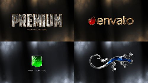 Premium Logo Reveal - Project for After Effects (Videohive)