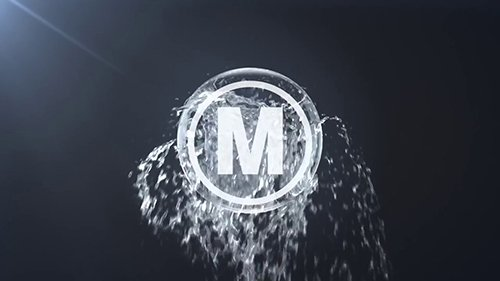 MA - Water Logo Reveal 100322