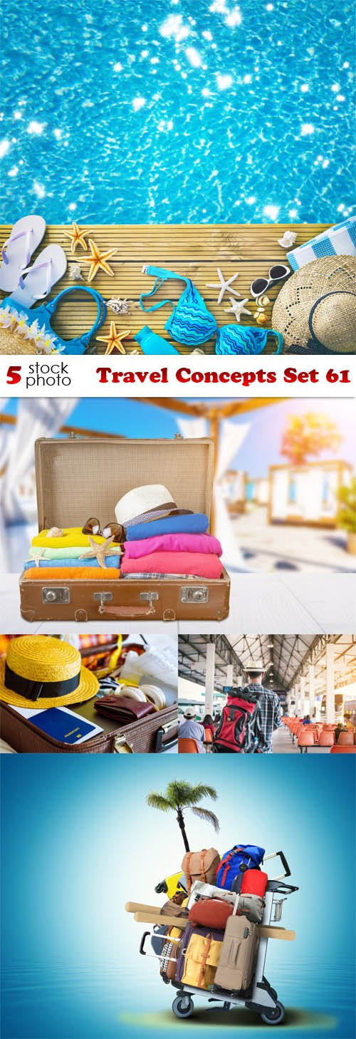 Photos - Travel Concepts Set 61