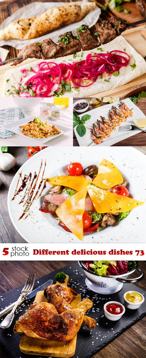 Photos - Different delicious dishes 73