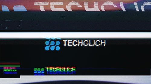 Glitch Logo Reveal 22584894 - Project for After Effects (Videohive)