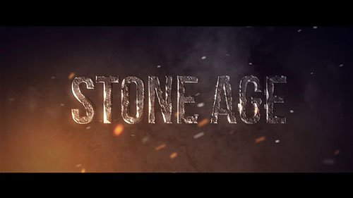 Stone Age 22590539 - Project for After Effects (Videohive)