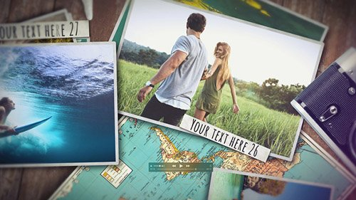 Travel Video 22377509 - Project for After Effects (Videohive)