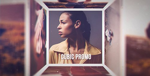 Cubic Promo - Project for After Effects (Videohive)