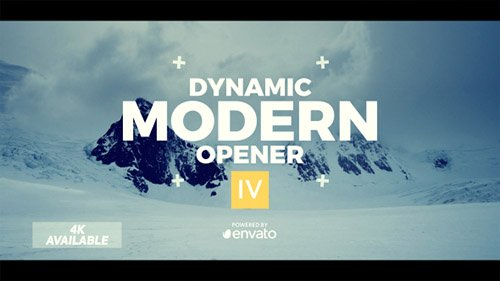 Dynamic Opener 19766723 - Project for After Effects (Videohive)