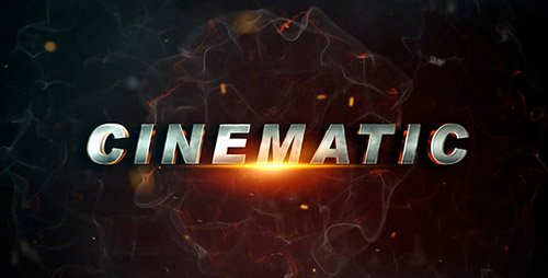 Cinematic Movie Trailer - Project for After Effects (Videohive)