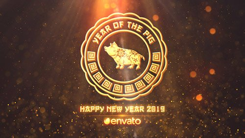Chinese New Year 2019 - Project for After Effects (Videohive)