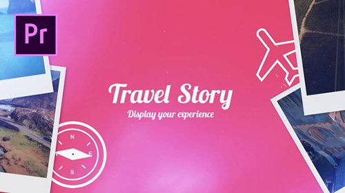 Videohive - Travel Story 22058650