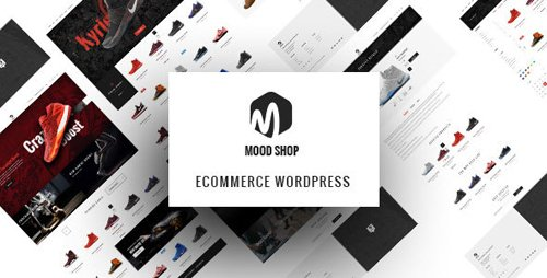 ThemeForest - Moodshop v1.0.2 - Modern eCommerce WordPress theme - 20405929