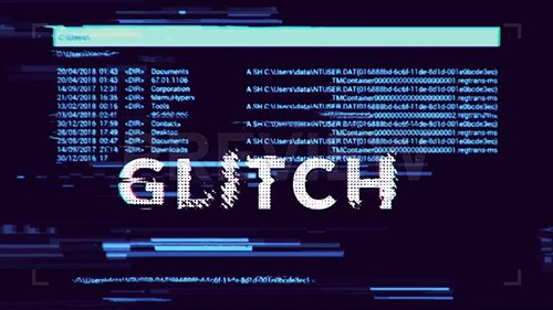 MA - Programming Glitch Backgrounds Pack 106504