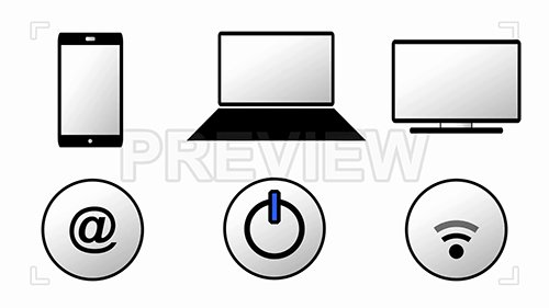 MA - Animated Computer Icons Pack 106553