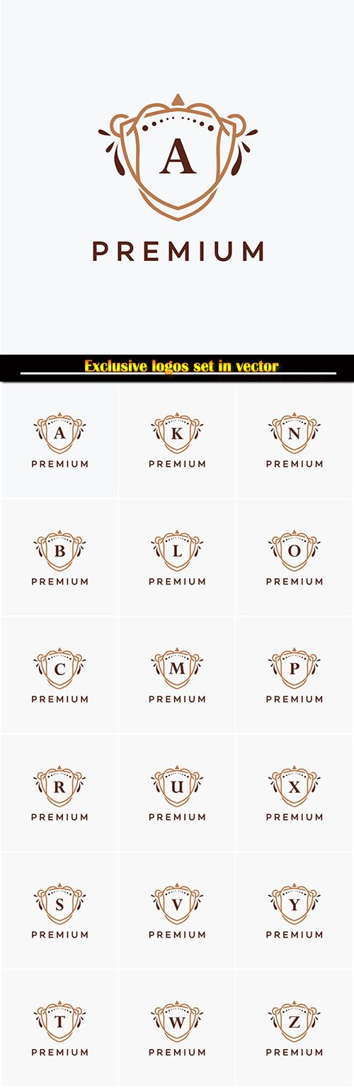 Logo business vector illustration template # 140